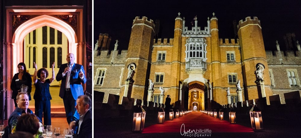 hampton court london event photographer 5 - A Corporate Dinner Party at Hampton Court Palace