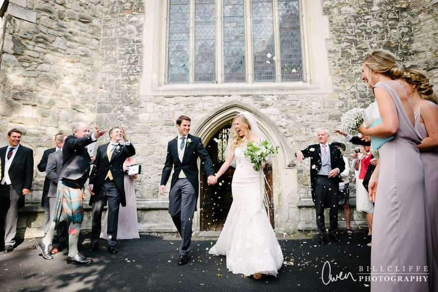 all saints fulham wedding