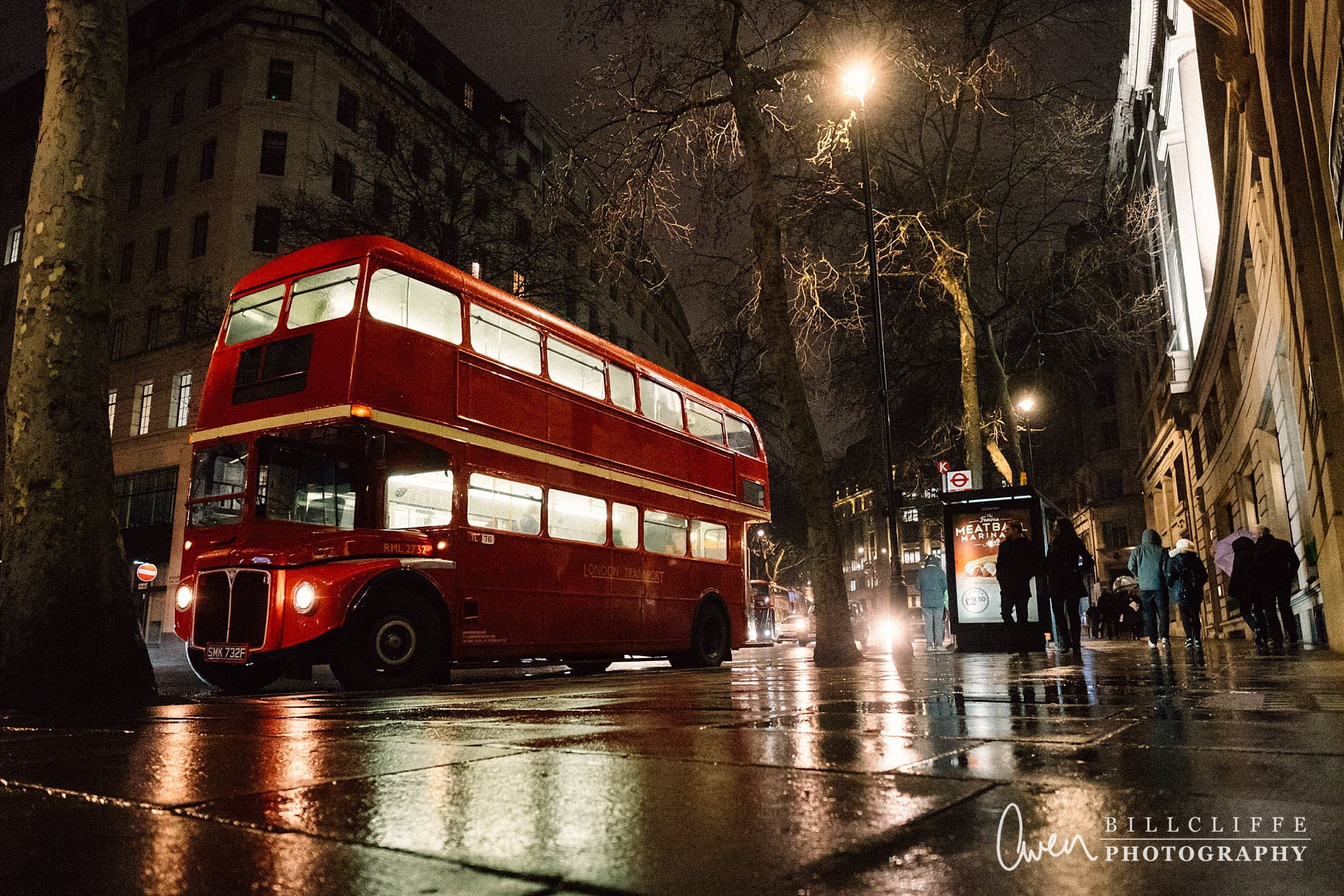 london engagement proposal photographer routemaster RE 001 - When Richard Proposed To Emma on a London Routemaster Bus