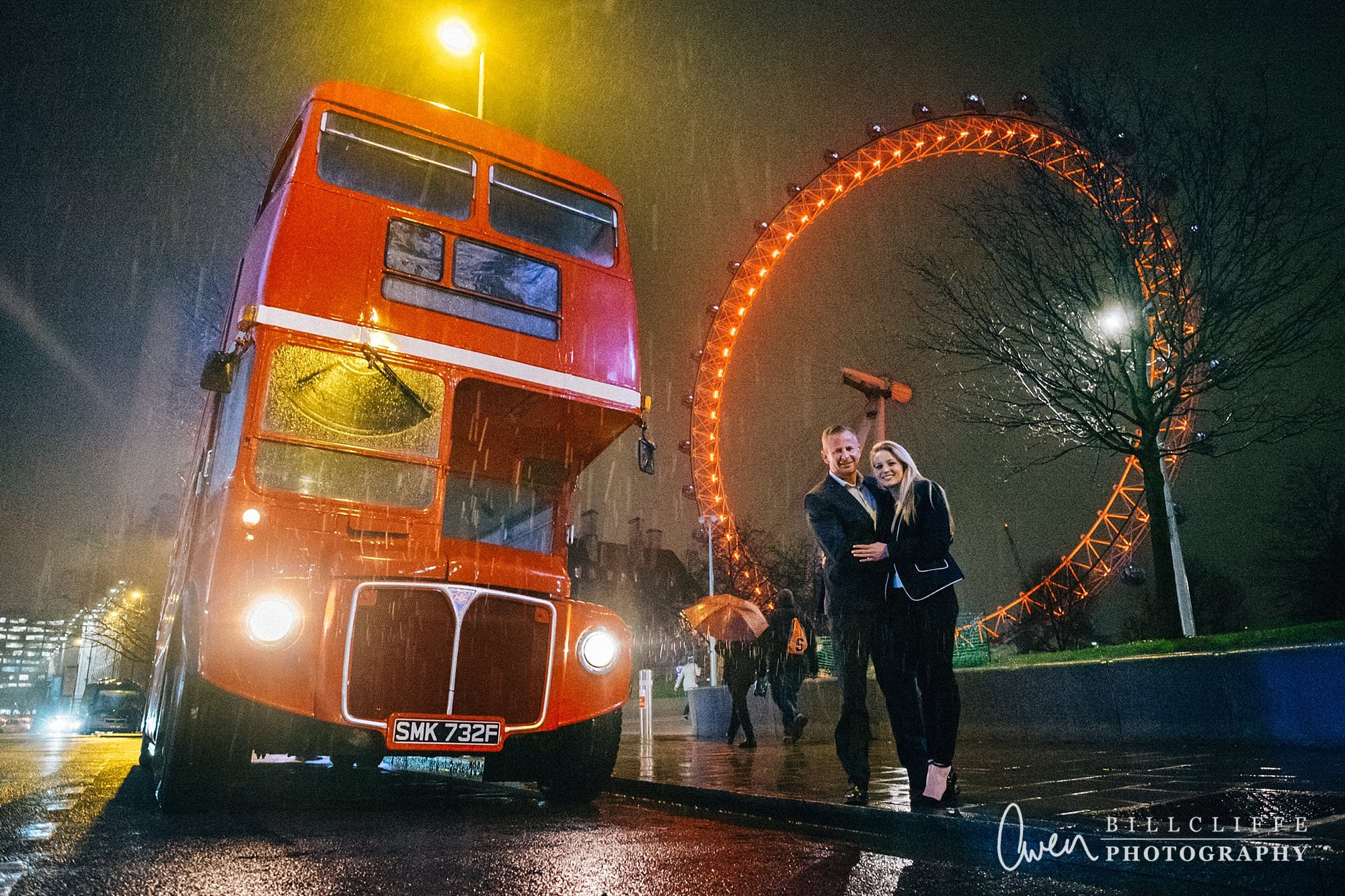 london engagement proposal photographer routemaster RE 016 - When Richard Proposed To Emma on a London Routemaster Bus