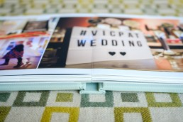 london wedding photographer album