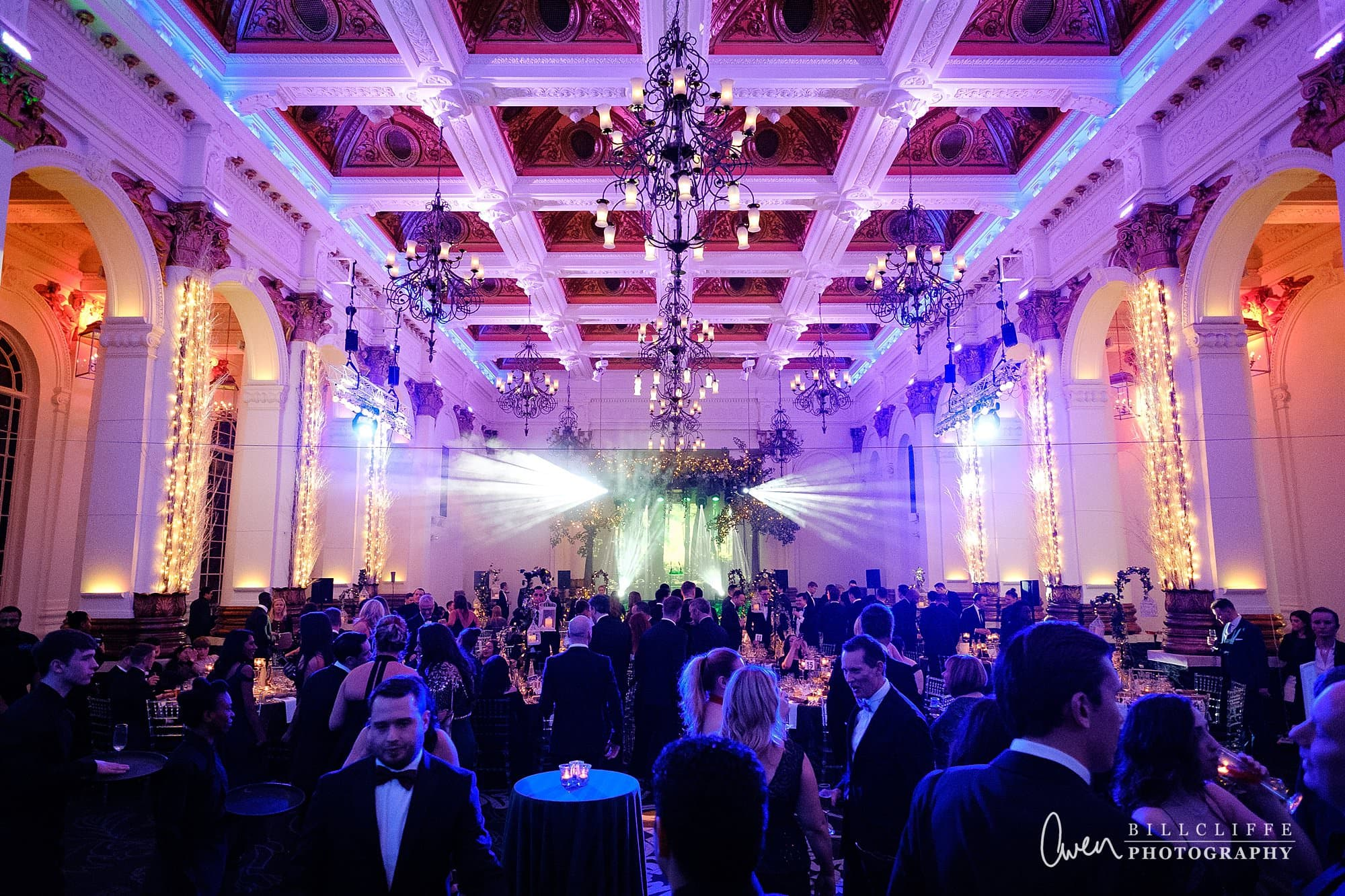 london event photographer 8 northumberland avenue mh 003 - A Christmas Party at 8 Northumberland