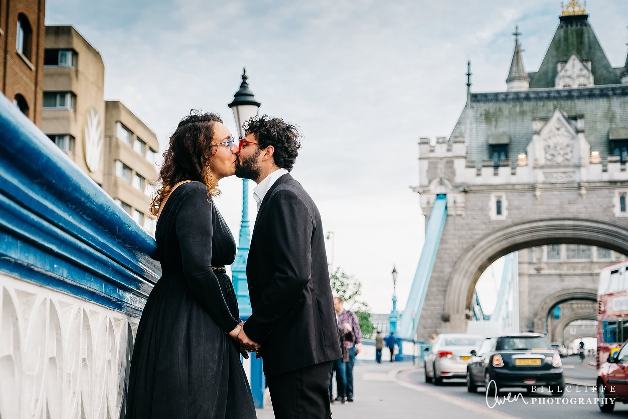london engagement proposal photographer routemaster gr 007 - A Romantic Marriage Proposal on a London Routemaster Bus