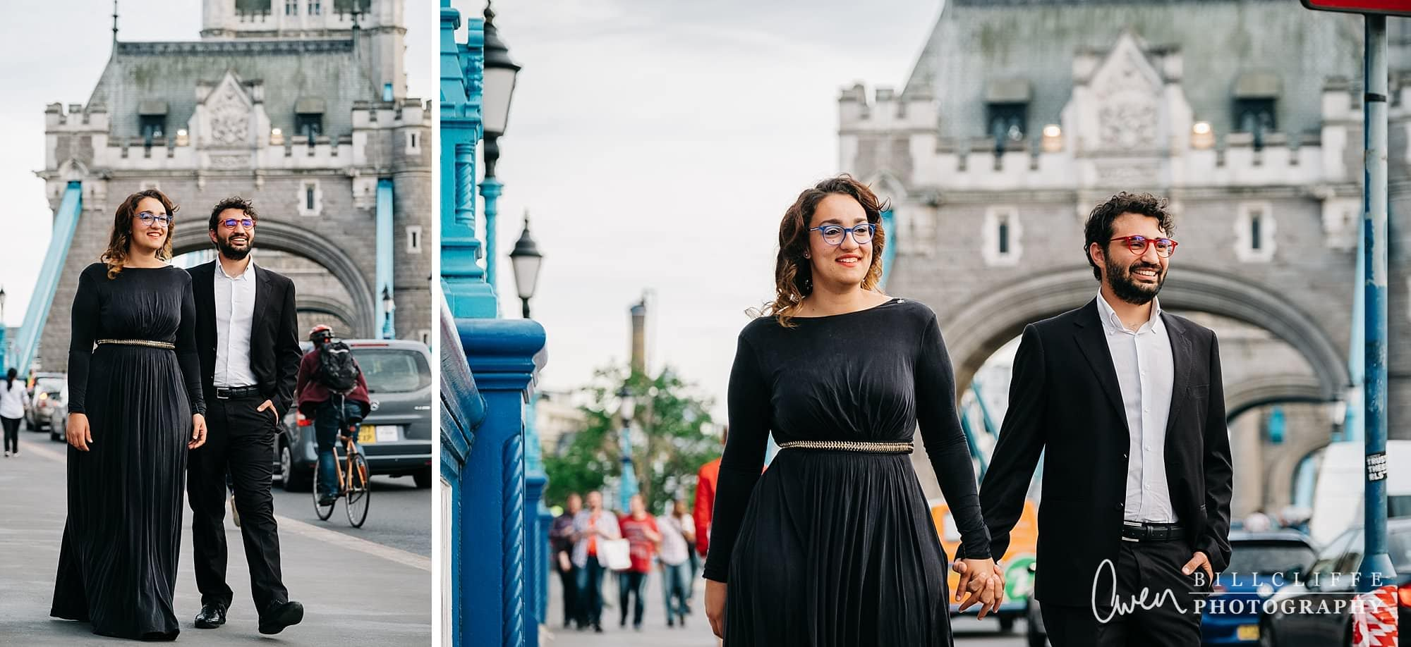 london engagement proposal photographer routemaster gr 008 - A Romantic Marriage Proposal on a London Routemaster Bus