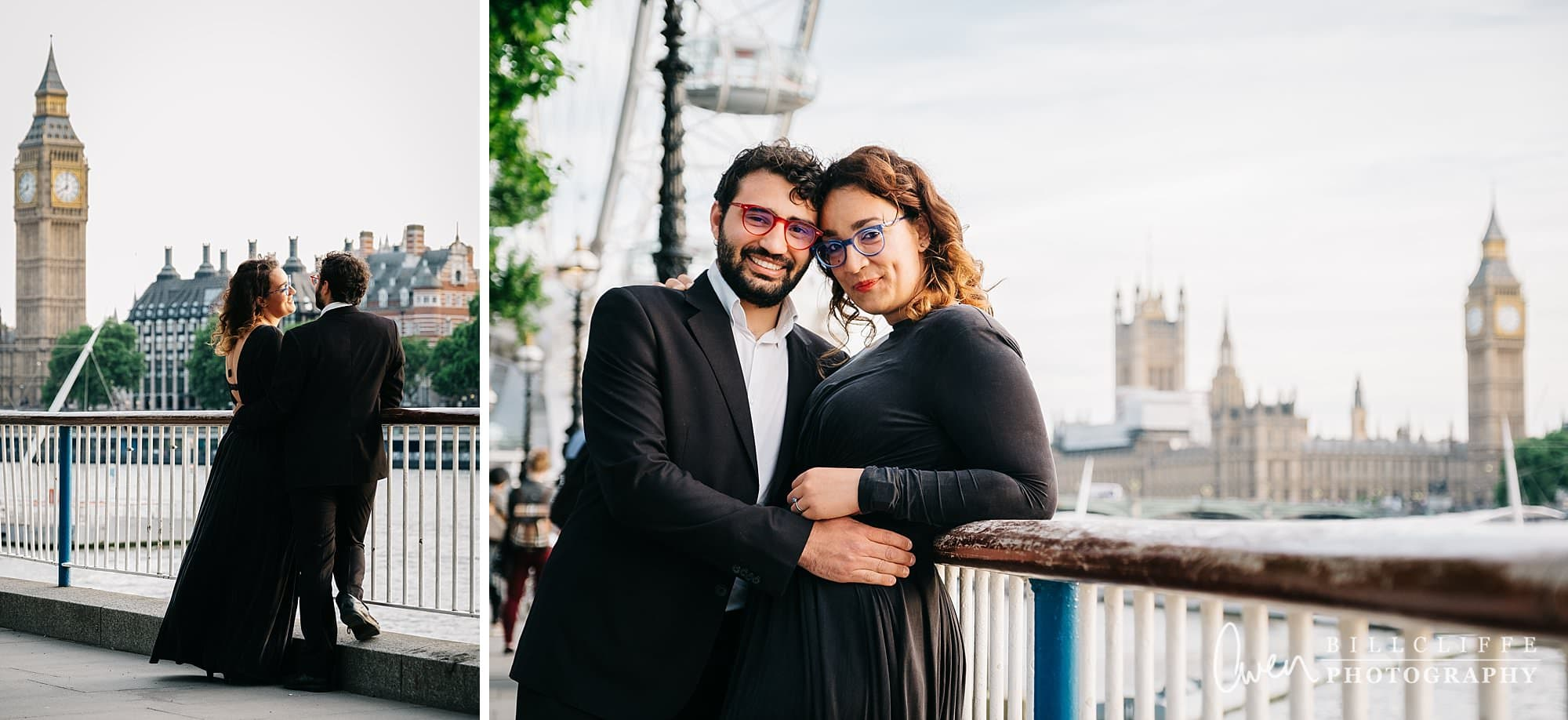 london engagement proposal photographer routemaster gr 014 - A Romantic Marriage Proposal on a London Routemaster Bus