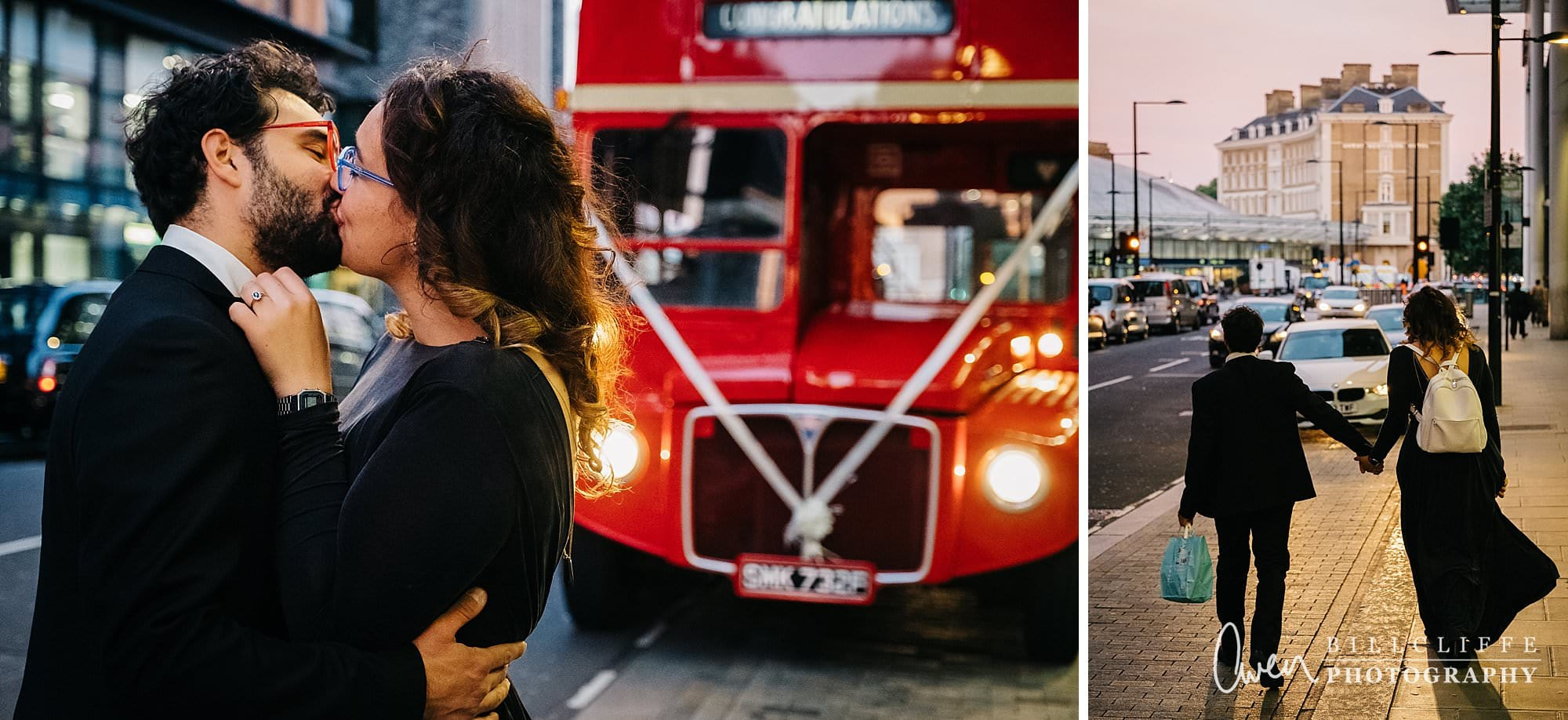 london engagement proposal photographer routemaster gr 031 - A Romantic Marriage Proposal on a London Routemaster Bus