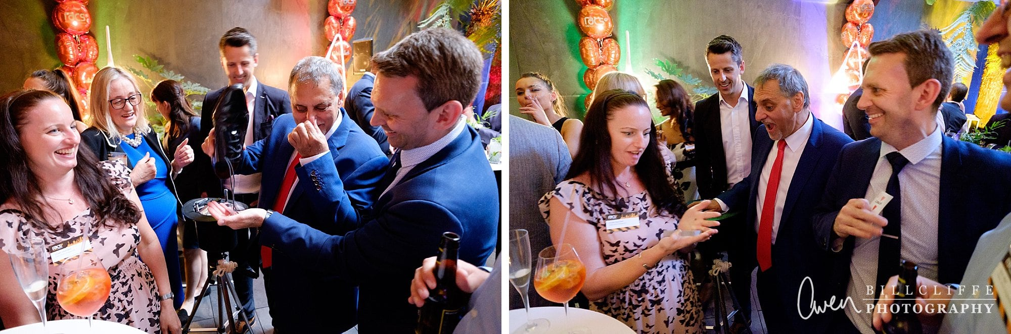 london wedding photographer magician lee smith 015 - Event Entertainer Spotlight: Lee Smith, Walkabout Magician