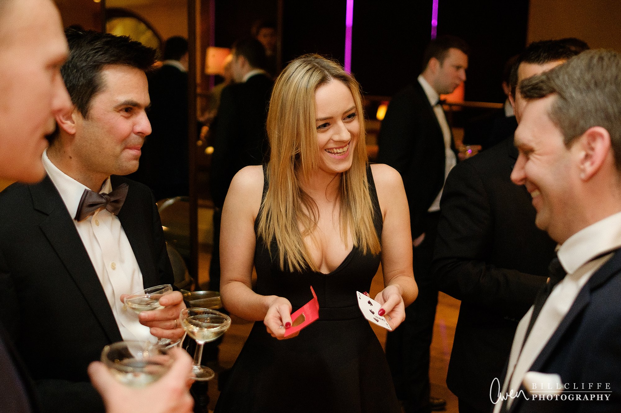 london wedding photographer magician lee smith 017 - Event Entertainer Spotlight: Lee Smith, Walkabout Magician