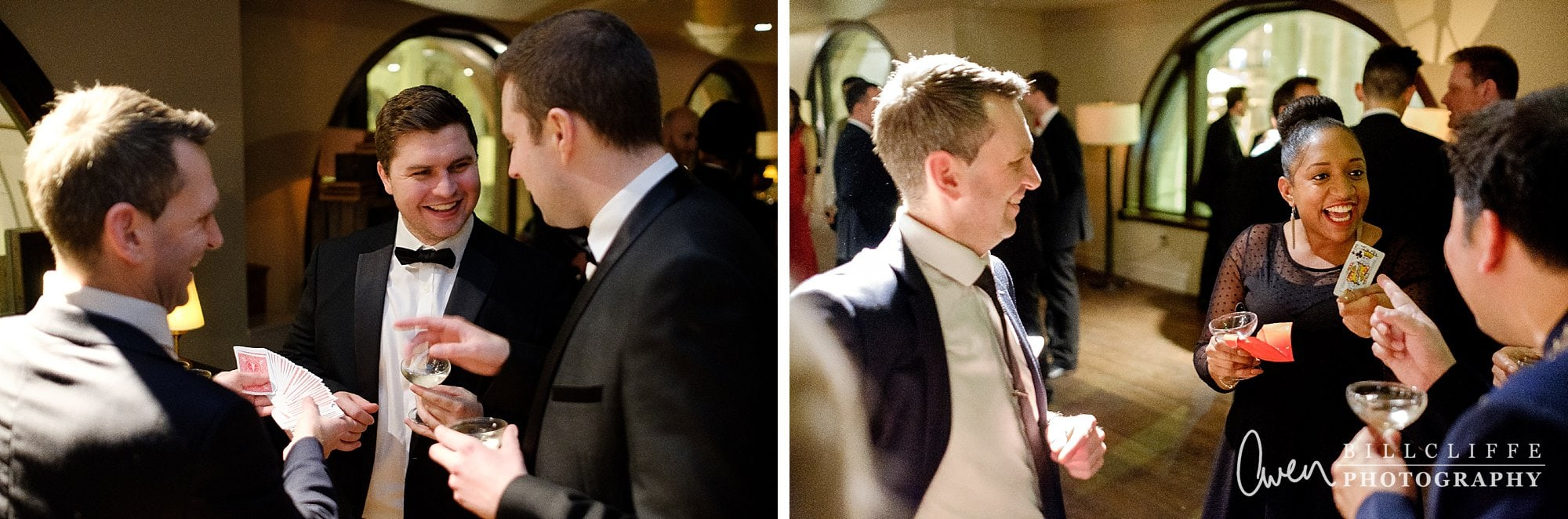 london wedding photographer magician lee smith 018 - Event Entertainer Spotlight: Lee Smith, Walkabout Magician