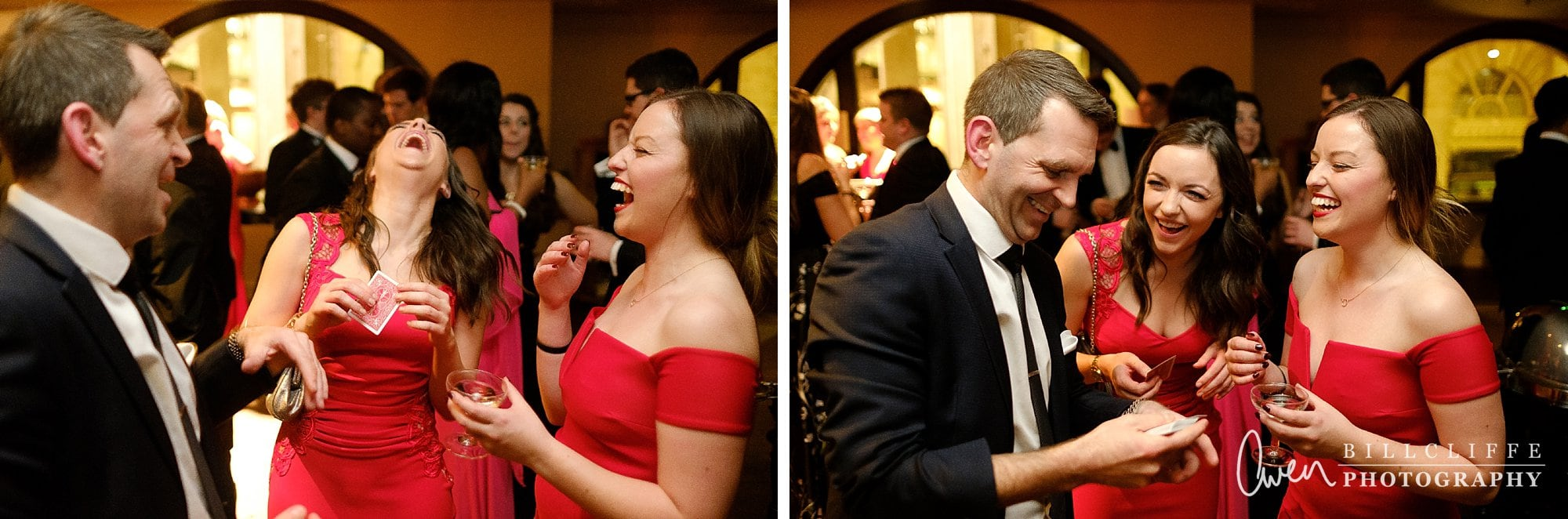 london wedding photographer magician lee smith 019 - Event Entertainer Spotlight: Lee Smith, Walkabout Magician