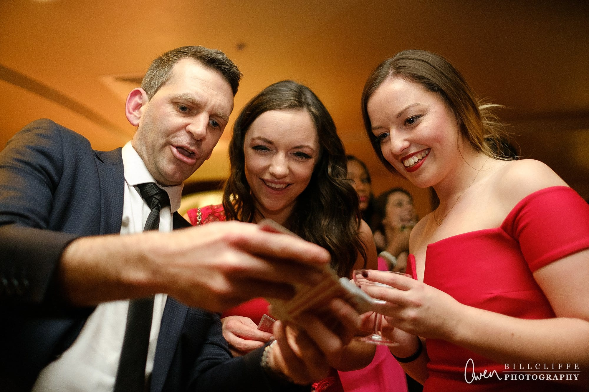 london wedding photographer magician lee smith 020 - Event Entertainer Spotlight: Lee Smith, Walkabout Magician