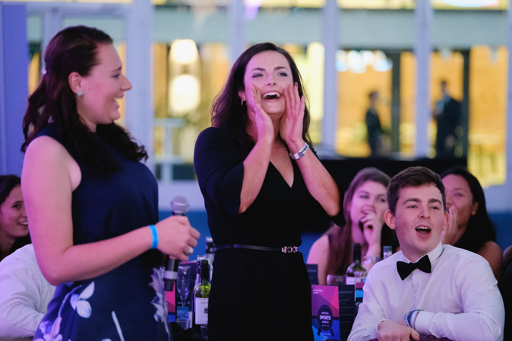 event photographer london icl 2017 019 - Corporate: Imperial Sports Awards