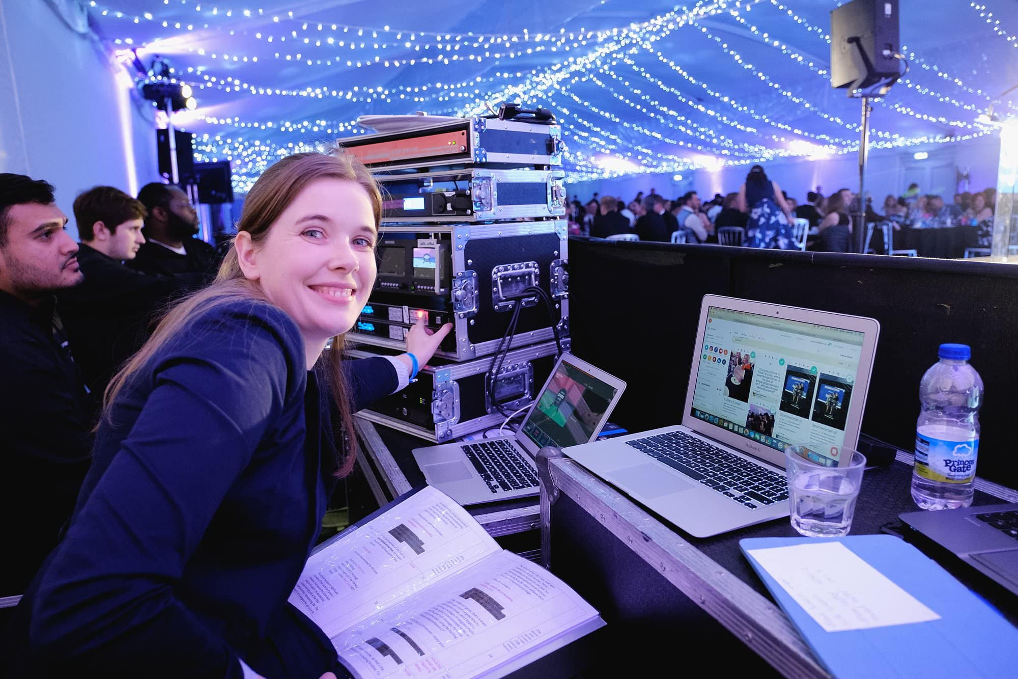 event photographer london icl 2017 024 - Corporate: Imperial Sports Awards