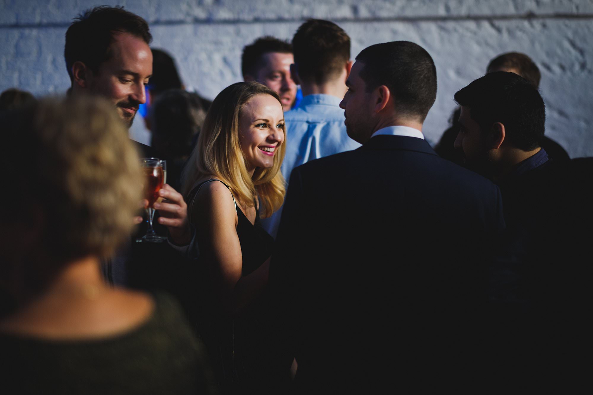 london party photographer hoxton arches 010 - An Elopement Reception at Hoxton Arches