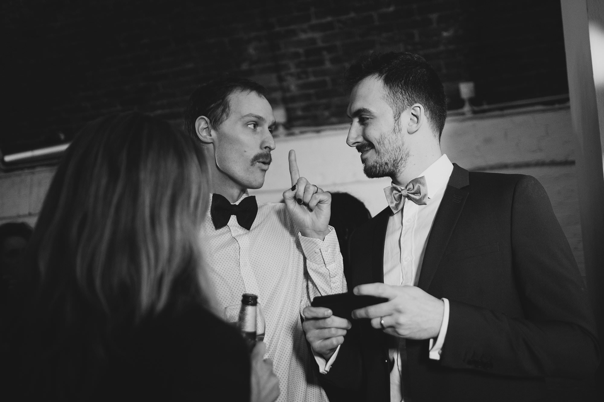 london party photographer hoxton arches 017 - An Elopement Reception at Hoxton Arches