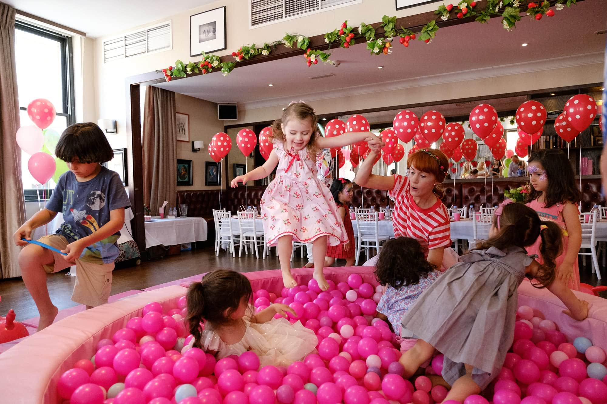 childrens party photographer chelsea beaufort house 012 - A 3rd Birthday Party in Beaufort House Chelsea