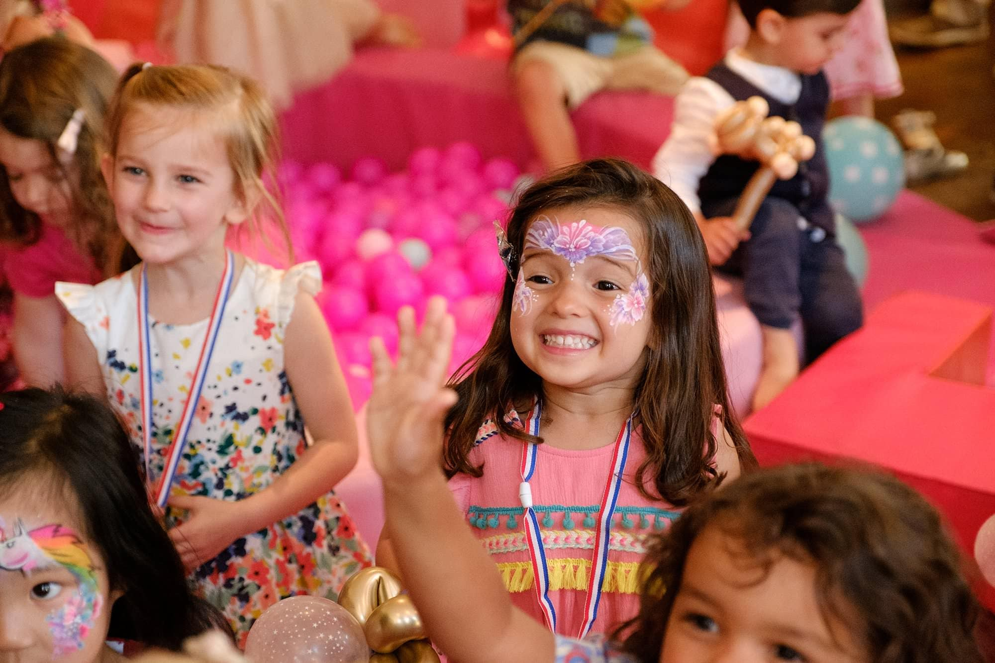 childrens party photographer chelsea beaufort house 029 - A 3rd Birthday Party in Beaufort House Chelsea