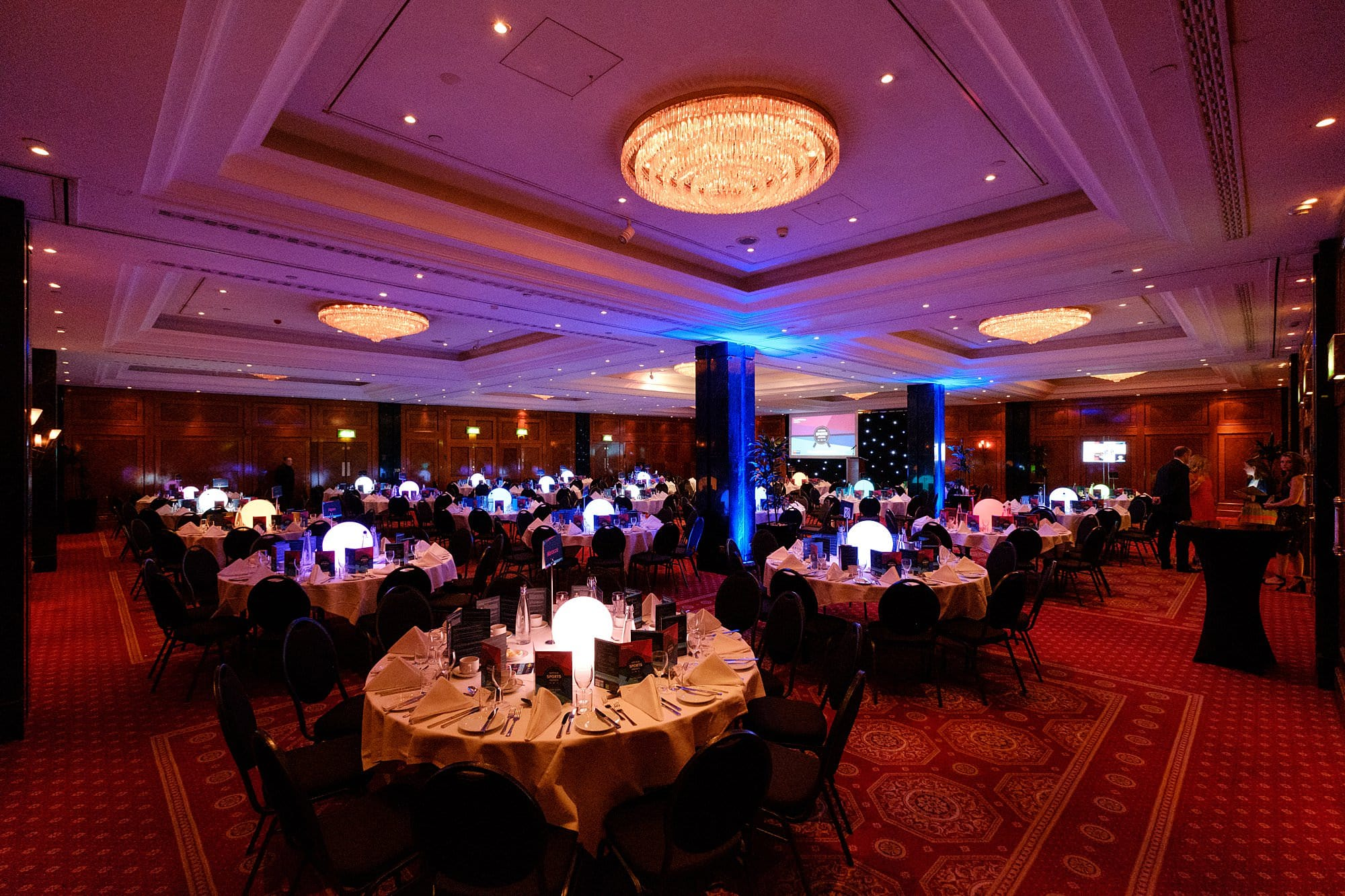 london event photographer ICL copthorne tara 001 - Corporate: Imperial College Sports Awards