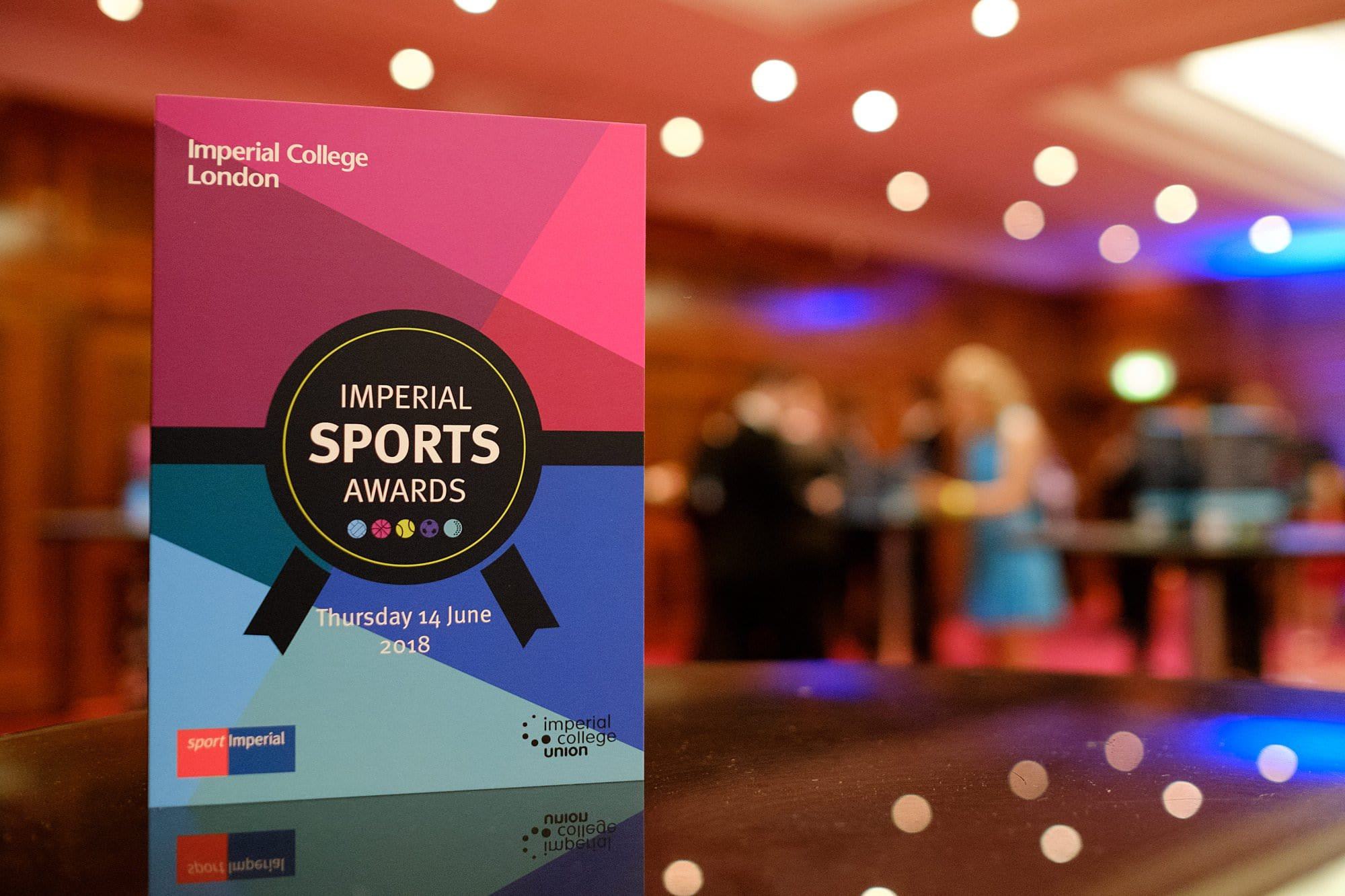 london event photographer ICL copthorne tara 003 - Imperial College Sports Awards 2018
