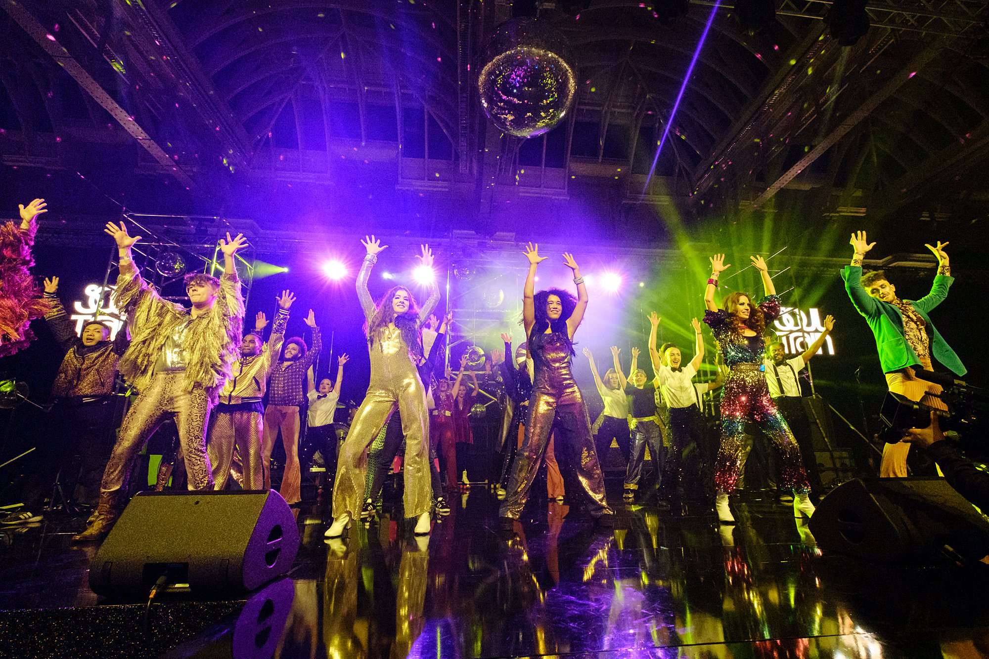 london event photographer old billingsgate delicious 032 - A Corporate Party at Old Billingsgate