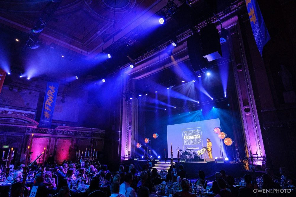 alexandra palace event photographer wra 018 1000x667 - Corporate awards photography at Alexandra Palace