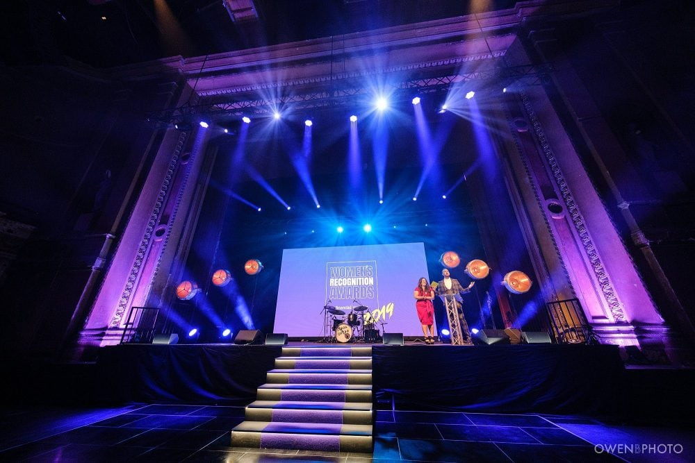 alexandra palace event photographer wra 022 1000x667 - Corporate awards photography at Alexandra Palace