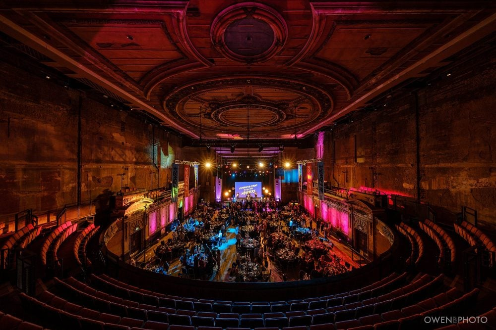 alexandra palace event photographer wra 032 1000x667 - Corporate awards photography at Alexandra Palace