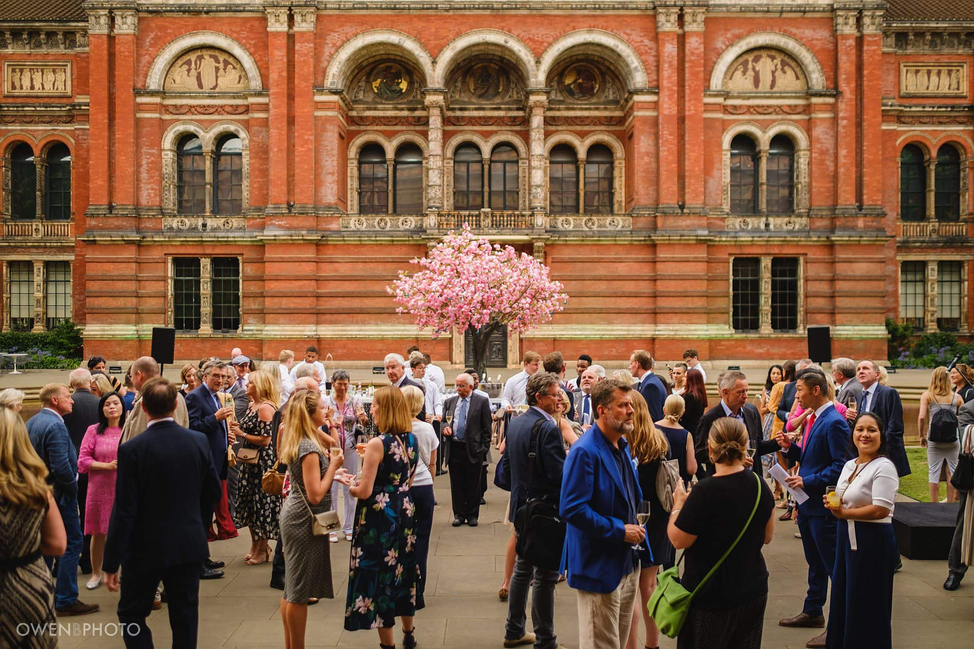 victoria albert event photographer london 016 - Summer party at the V&A Museum