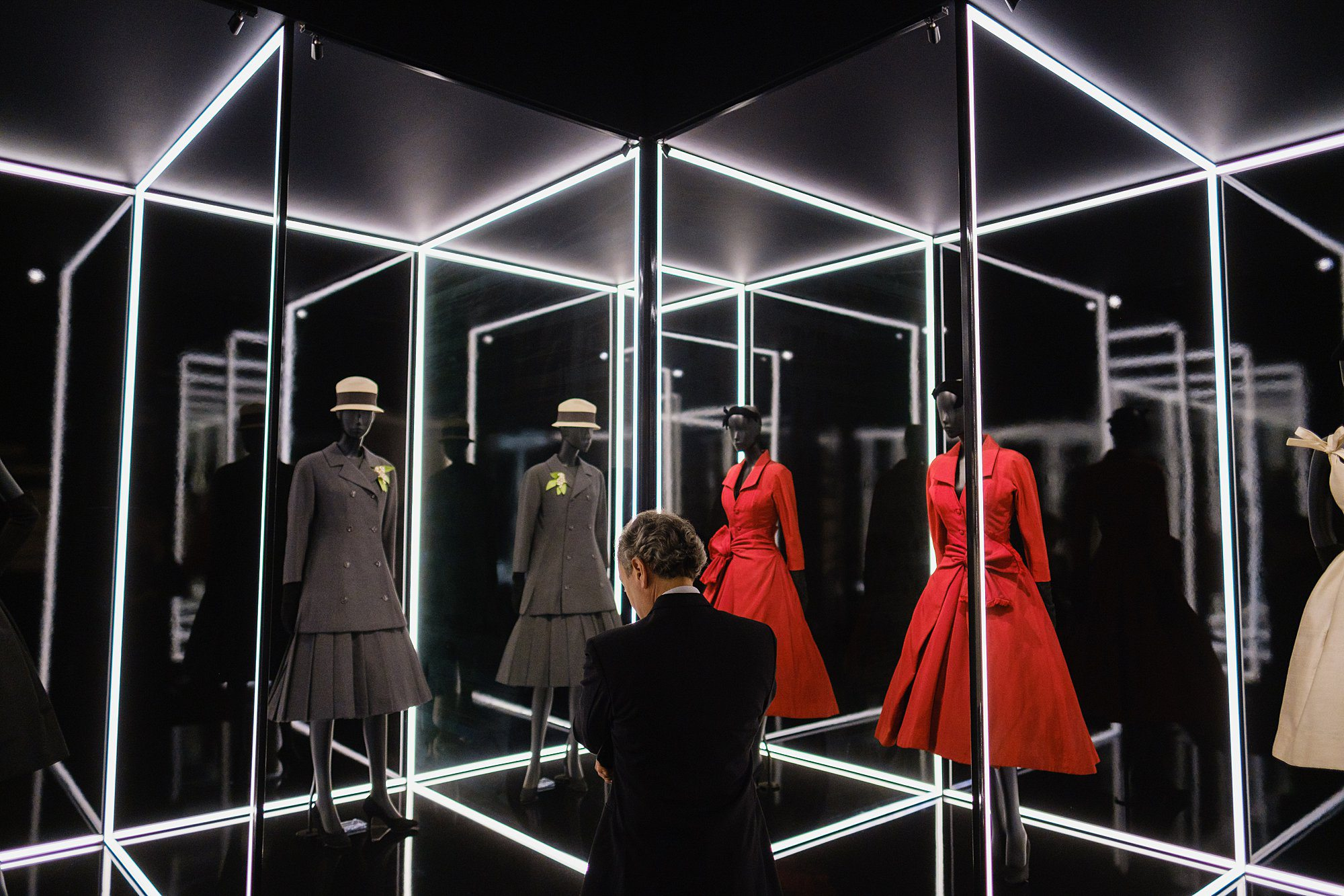 victoria albert event photographer london 059 - The Christian Dior Exhibition at the V&A