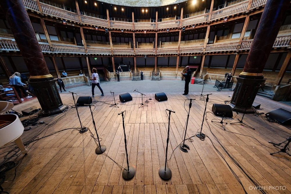 london concert photographer globe theatre peace one day 006 1000x667 - Peace One Day 2019 at The Globe