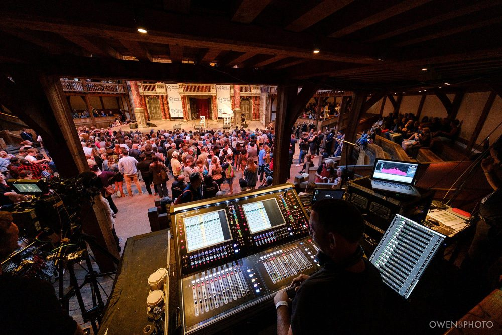 london concert photographer globe theatre peace one day 016 1000x667 - Peace One Day 2019 at The Globe