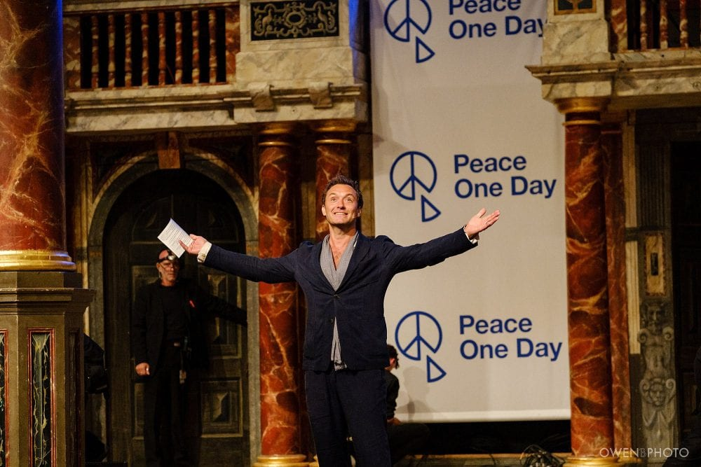 london concert photographer globe theatre peace one day 032 1000x667 - Peace One Day 2019 at The Globe