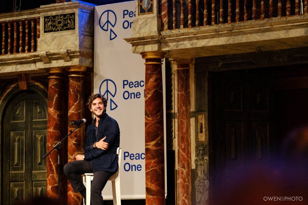 london concert photographer globe theatre peace one day 038 1000x667 - Peace One Day 2019 at The Globe
