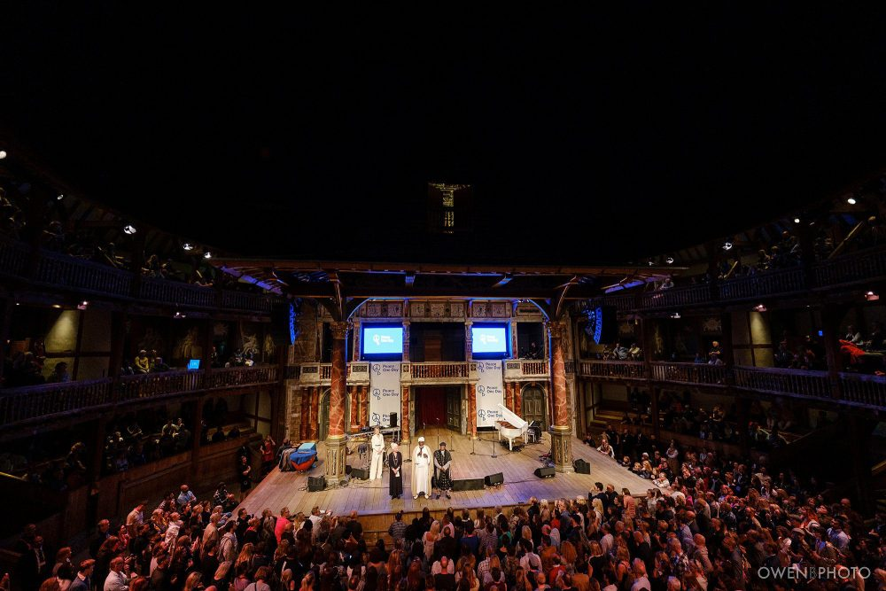london concert photographer globe theatre peace one day 048 1000x667 - Peace One Day 2019 at The Globe