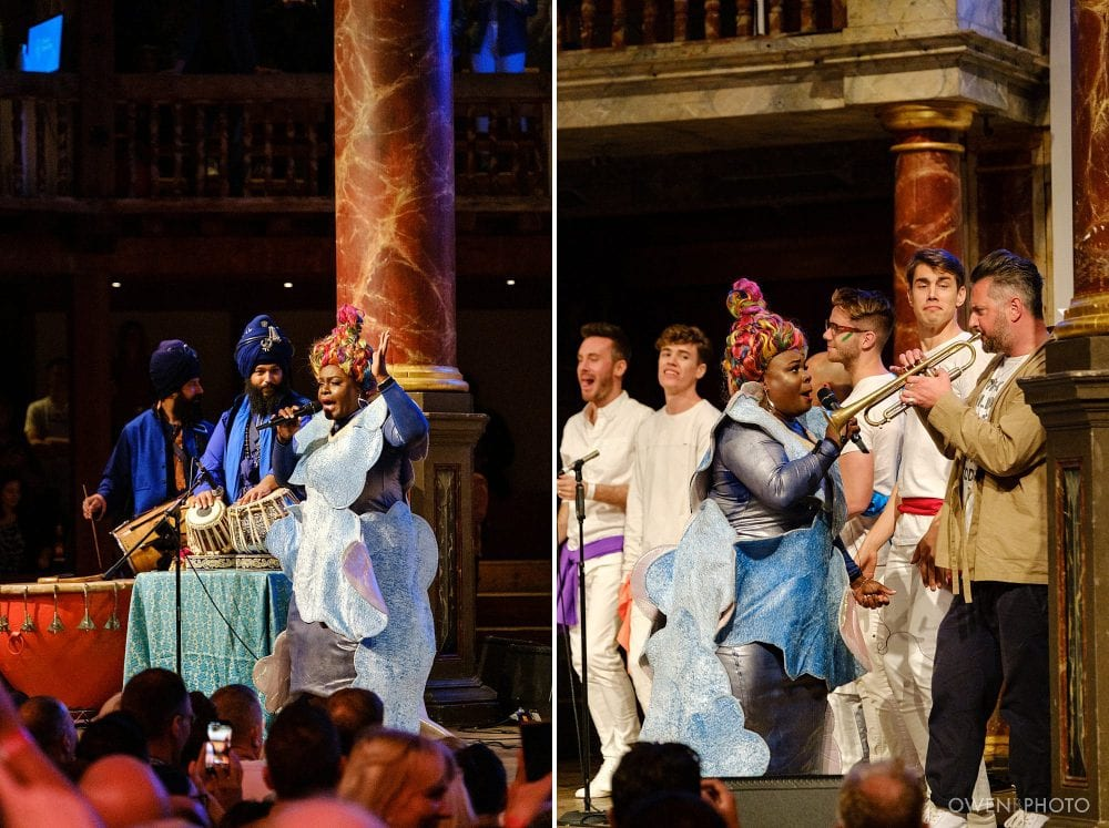 london concert photographer globe theatre peace one day 060 1000x747 - Peace One Day 2019 at The Globe