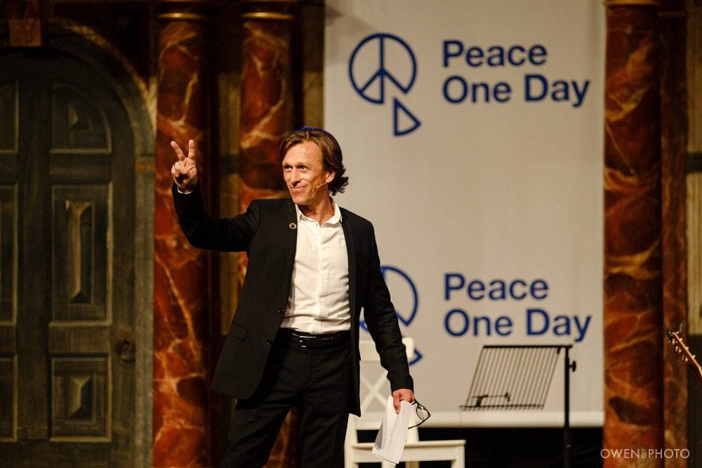 london concert photographer globe theatre peace one day 066 1000x667 - Peace One Day 2019 at The Globe