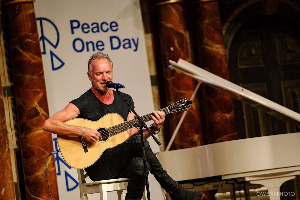 london concert photographer globe theatre peace one day 072 1000x667 - Peace One Day 2019 at The Globe