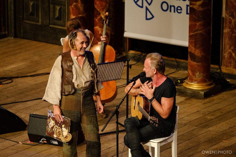 london concert photographer globe theatre peace one day 073 1000x667 - Peace One Day 2019 at The Globe