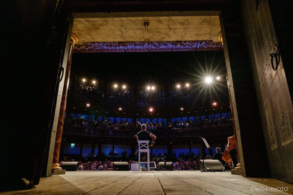 london concert photographer globe theatre peace one day 076 1000x667 - Peace One Day 2019 at The Globe