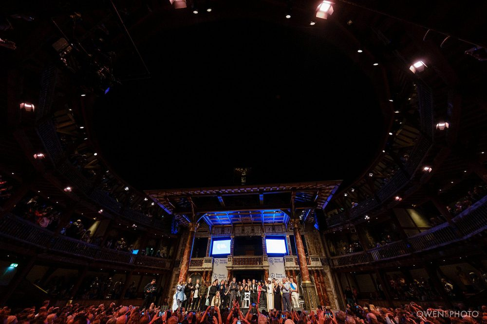 london concert photographer globe theatre peace one day 080 1000x667 - Peace One Day 2019 at The Globe