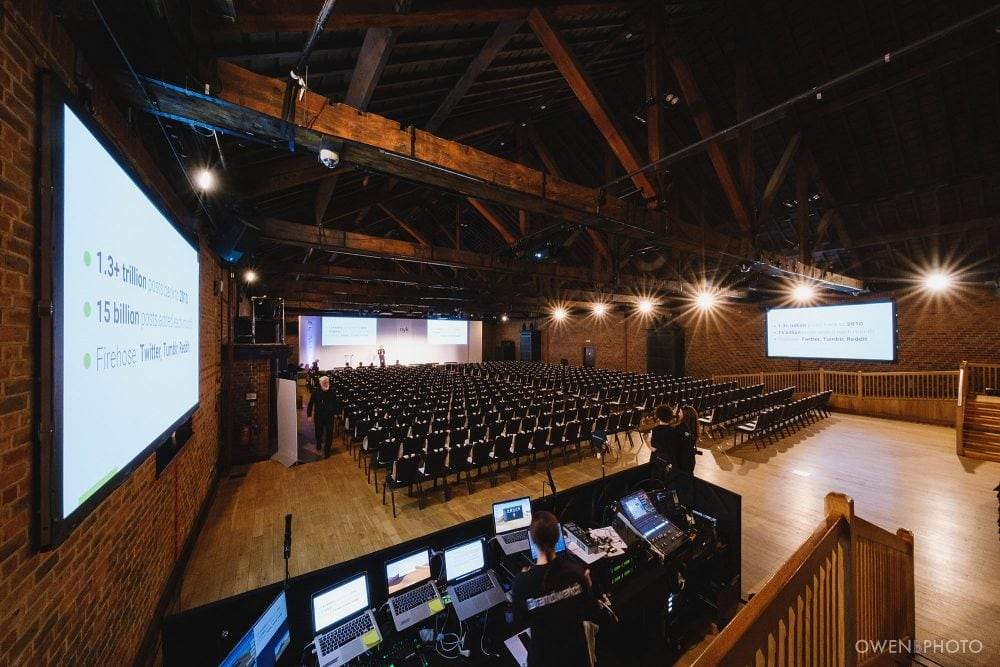 london event photographer brandwatch conference brewery 011 1000x667 - BrandWatch NYK 2019: A Conference at The Brewery