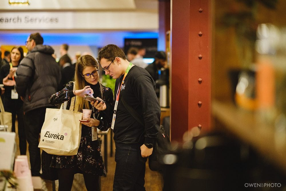 london event photographer brandwatch conference brewery 048 1000x667 - BrandWatch NYK 2019: A Conference at The Brewery