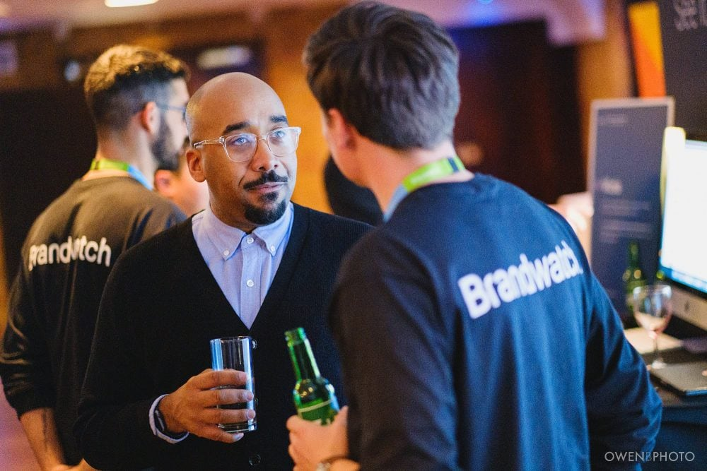 london event photographer brandwatch conference brewery 075 1000x667 - BrandWatch NYK 2019: A Conference at The Brewery