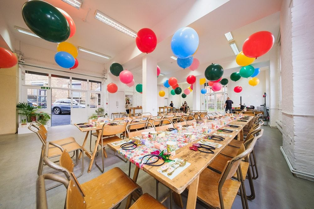 childrens party photographer london nadia5 001 1000x667 - A 5th birthday party in Camden