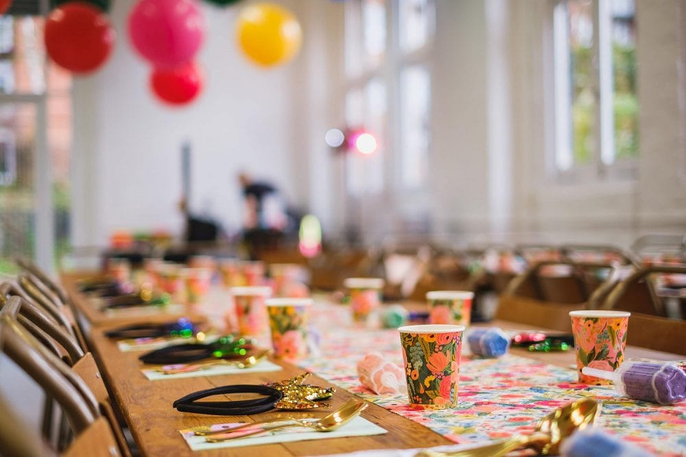 childrens party photographer london nadia5 003 1000x667 - A 5th birthday party in Camden