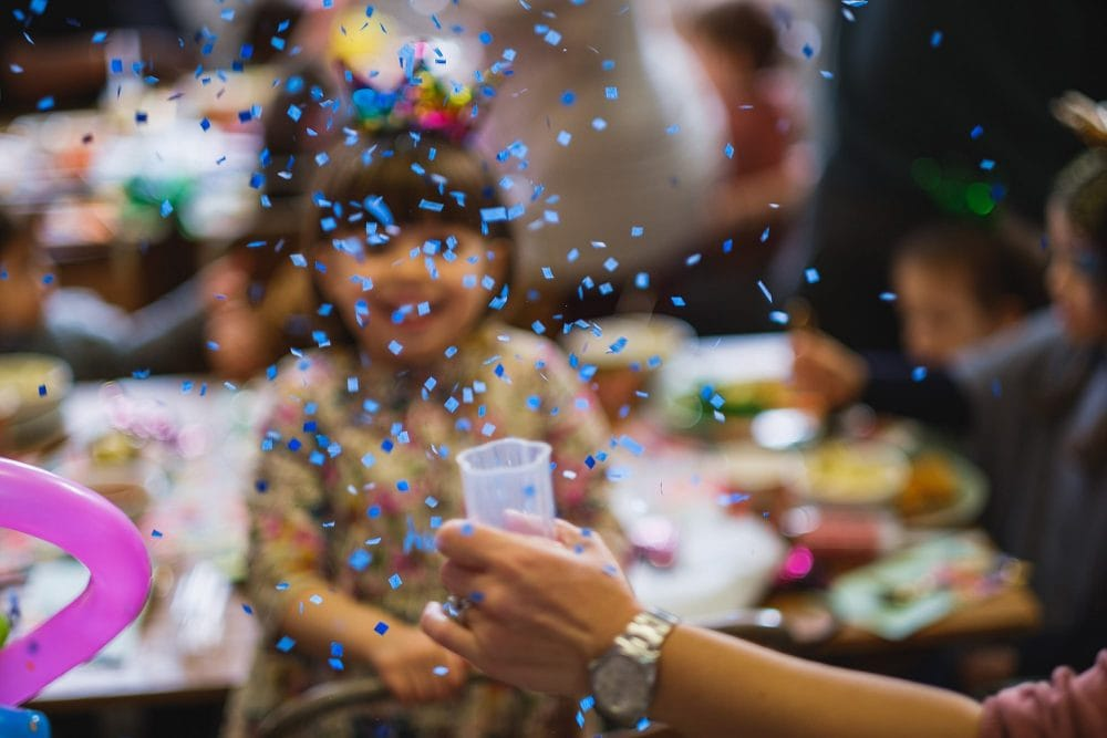childrens party photographer london nadia5 024 1000x667 - A 5th birthday party in Camden