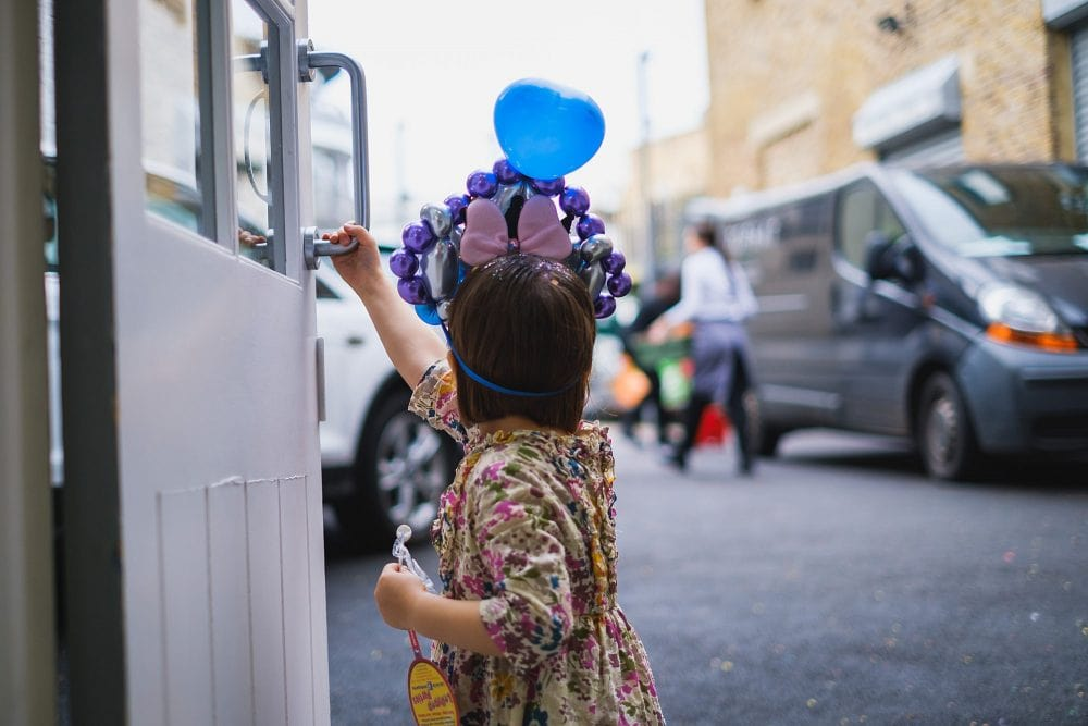 childrens party photographer london nadia5 041 1000x667 - A 5th birthday party in Camden