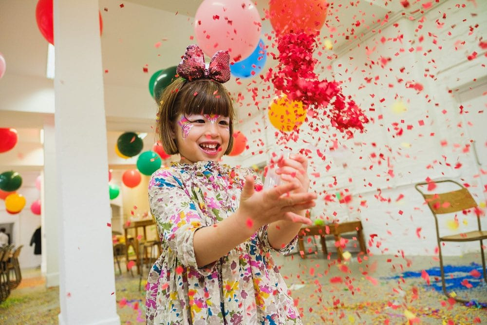 childrens party photographer london nadia5 042 1000x667 - A 5th birthday party in Camden